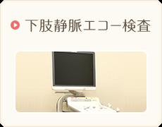 下肢静脈エコー検査